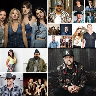 2019 Canadian Country Music Award Nominees